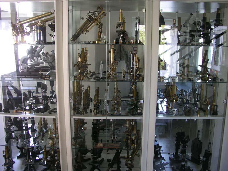 Музей лаборатории Крамера