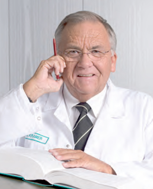 Доктор Детлеф Крамер